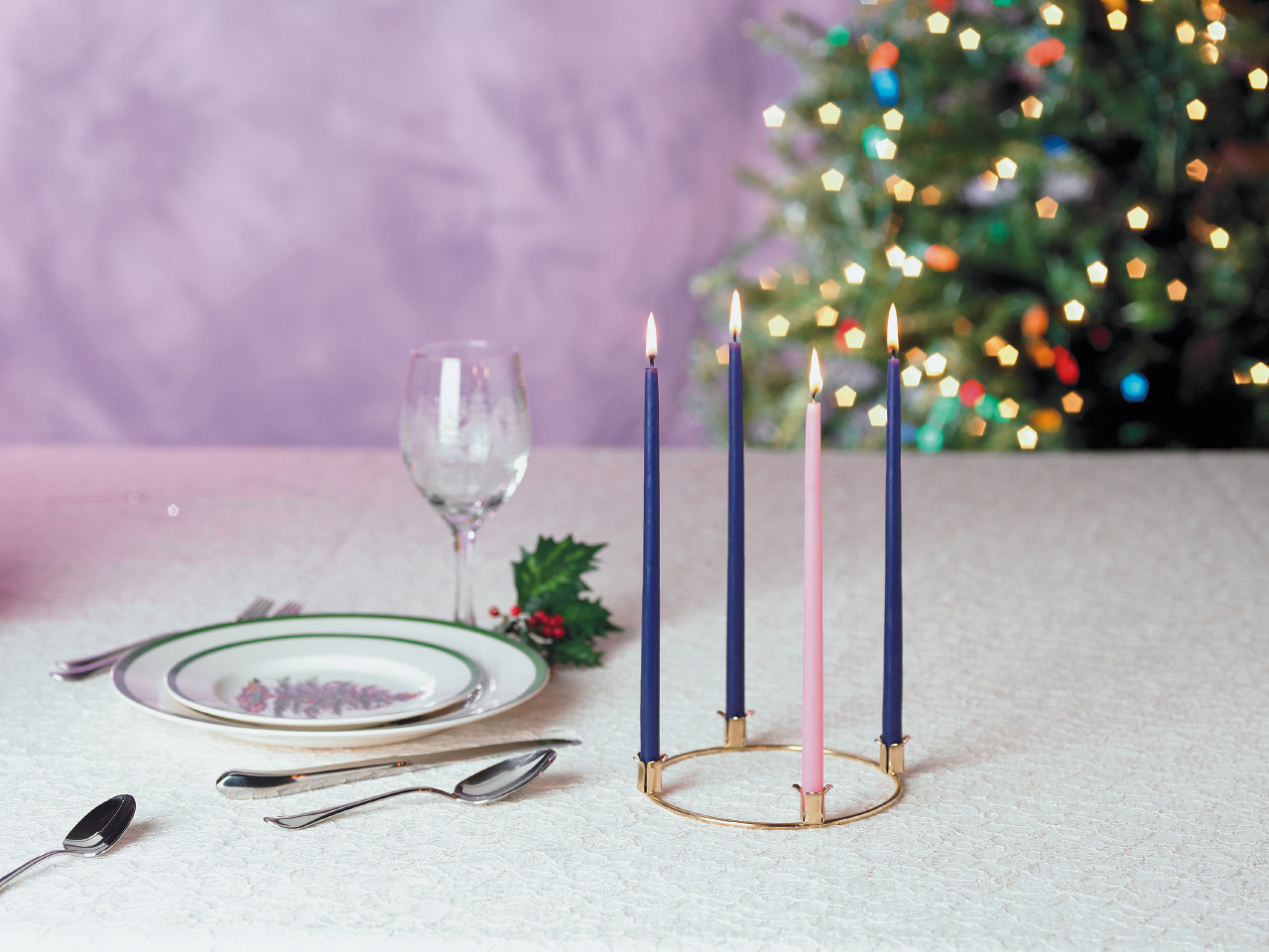 advent wreath candle set. Black Bedroom Furniture Sets. Home Design Ideas